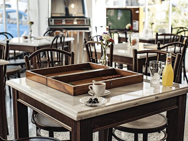 Cafe | Shop
