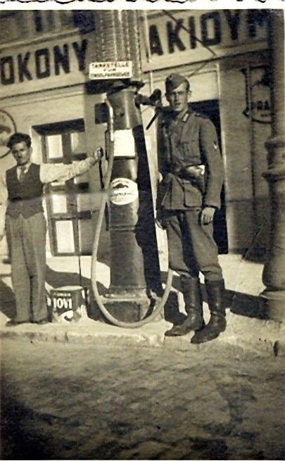 1943 Επίταξη-Γερμανική Κατοχή